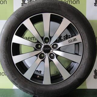 フォルクスワーゲン(Volkswagen)のOZレーシング ミケランジェロ 4本セット(タイヤ・ホイールセット)