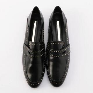 アパルトモンドゥーズィエムクラス(L'Appartement DEUXIEME CLASSE)のバルダン スタッズローファーBALDAN StudsLoafer(ローファー/革靴)