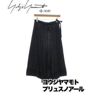 ヨウジヤマモト(Yohji Yamamoto)の【YOHJI YAMAMOTO +NOIR】パンツ【美品】(その他)