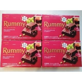 ラミー(LAMY)のラミー チョコ チョコレート 4箱(菓子/デザート)