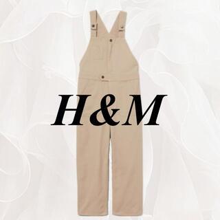 エイチアンドエム(H&M)のデニムオーバーオール(サロペット/オーバーオール)