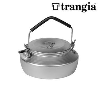 新品 trangia/トランギア ステンレスノブケトル0.6L TR-SN325(調理器具)