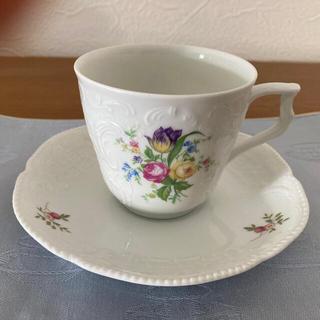 ローゼンタール(Rosenthal)のローゼンタール カップ&ソーサー(食器)