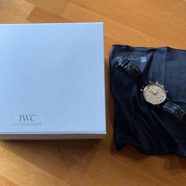 IWC(インターナショナルウォッチカンパニー)のiwc IW391022 メンズの時計(腕時計(アナログ))の商品写真