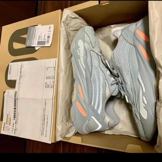 アディダス(adidas)のadidas yeezy boost 700 v2 inertia 27.0cm(スニーカー)