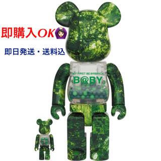 メディコムトイ(MEDICOM TOY)のMY FIRST BE@RBRICK B@BY × FOREST GREEN(その他)