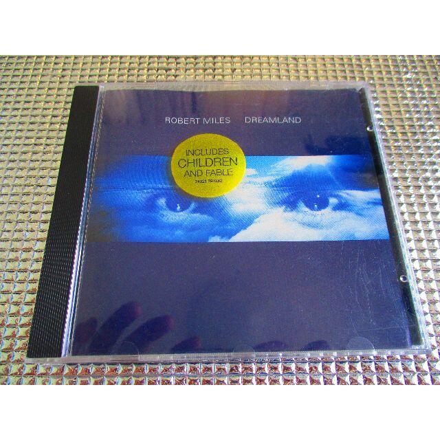 DREAMLAND  ROBERT MILES  CD 輸入盤 エンタメ/ホビーのCD(ヒーリング/ニューエイジ)の商品写真