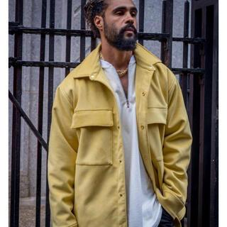 フィアオブゴッド(FEAR OF GOD)の【美品】FEAR OF GOT ジャケット yellow(その他)