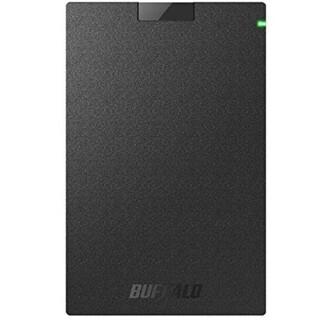 Buffalo - BUFFALO USB3.1Gen1 ポータブルSSD 480GB