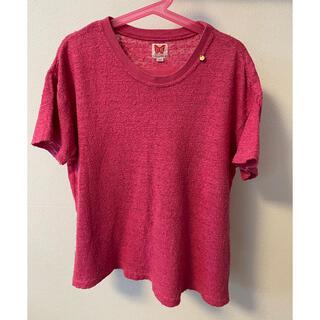 ゴートゥーハリウッド(GO TO HOLLYWOOD)のkids Go toHollywood ネップTシャツ(Tシャツ/カットソー)