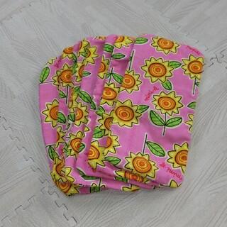 布オムツ8枚 浴衣生地ハンドメイド(布おむつ)