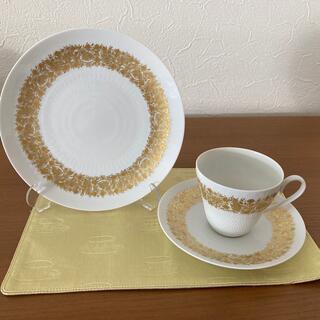 ローゼンタール(Rosenthal)のローゼンタール カップ&ソーサー、プレート トリオ(食器)