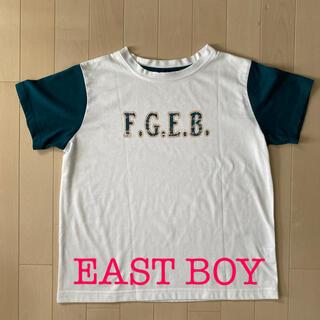 イーストボーイ(EASTBOY)のEAST BOY  Tシャツ(Tシャツ(半袖/袖なし))