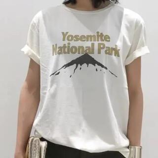レミレリーフ(REMI RELIEF)のL'Appartement REMI RELIEF Yosemite T-sh(Tシャツ(半袖/袖なし))