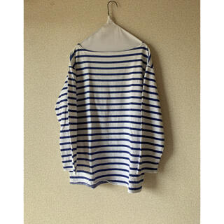 イエナ(IENA)のOUTIL ウティバスクシャツAURALEE IENAアメリカーナオーチバル(Tシャツ/カットソー(七分/長袖))
