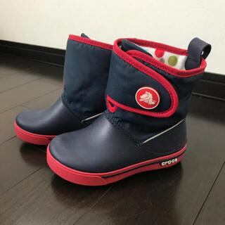 クロックス(crocs)のクロックス レインシューズ 17.5(長靴/レインシューズ)