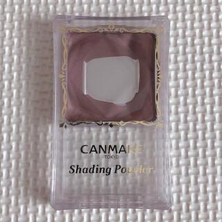 キャンメイク(CANMAKE)のCANMAKE キャンメイク シェーディングパウダー 04 アイスグレー(フェイスカラー)