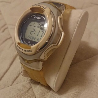 ベビージー(Baby-G)のCASIO Baby-G Dolphin&whale Eco icerc やや難(腕時計(デジタル))