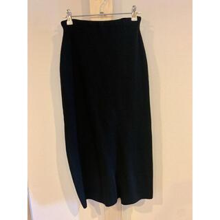 アメリヴィンテージ(Ameri VINTAGE)のAMERI ニットタイトスカート(ひざ丈スカート)