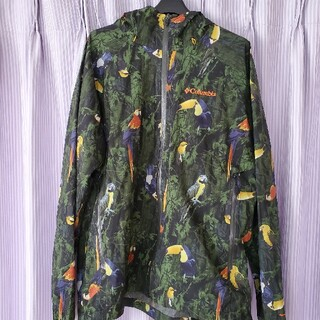 Columbia - Columbia LIGHT CREST PATTERNED JACKET