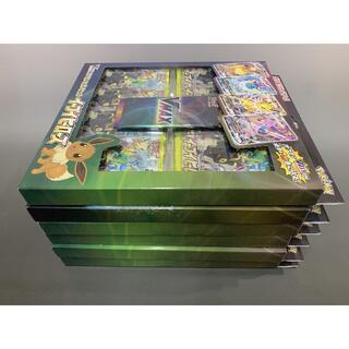 6セット イーブイヒーローズ vmaxスペシャルセット(Box/デッキ/パック)