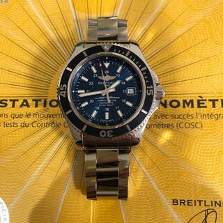ブライトリング(BREITLING)のBREITLING スーパーオーシャンⅡ42 日本限定(腕時計(アナログ))