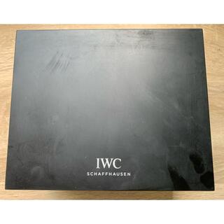 インターナショナルウォッチカンパニー(IWC)のIWC  SCHAFFHAUSEN 空箱 中古(その他)
