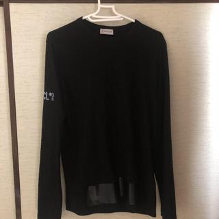 モンクレール(MONCLER)のMONCLER ロンT(Tシャツ/カットソー(七分/長袖))