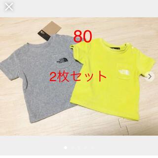 THE NORTH FACE - ノースフェイス パイルポケット Tシャツ 2枚セット