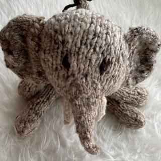 ロンハーマン(Ron Herman)のロンハーマン取り扱い ゾウのぬいぐるみ 小(置物)