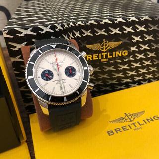 BREITLING - 【早い者勝ち❗️】ブライトリング BREITLING A23320 ラバーベルト