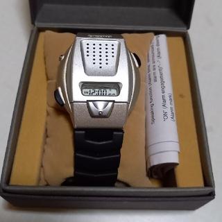 SEIKO - 盲人用腕時計 セイコー 音声デジタル