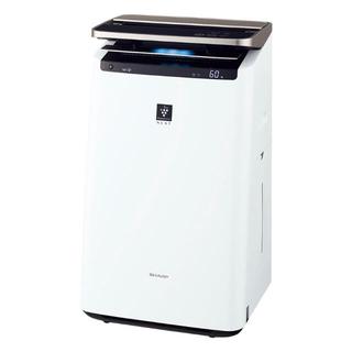 SHARP - 【新品・未開封】シャープ 加湿空気清浄機 KI-LP100-W