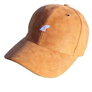 Ron Herman - 西海岸系 LUSSO SURF スウェード刺繍キャップ 帽子