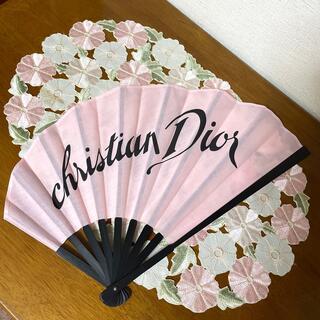 Christian Dior - DIORの扇子