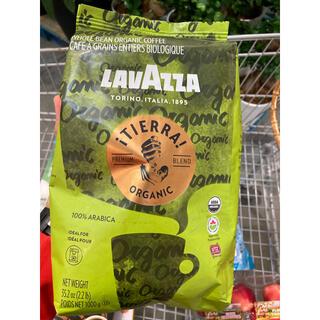 コストコ(コストコ)のコストコLavazza TIERRA オーガニックホールビーン 1kg(コーヒー)