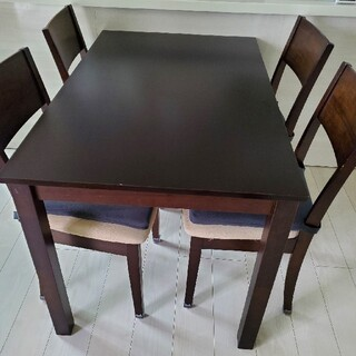 ニトリ - ダイニングテーブルセット