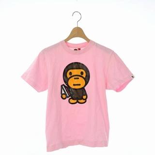 アベイシングエイプ(A BATHING APE)のアベイシングエイプ A BATHING APE BABY MILO Tシャツ(Tシャツ(半袖/袖なし))