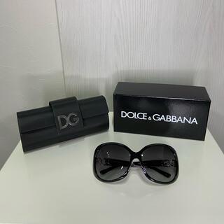 ドルチェアンドガッバーナ(DOLCE&GABBANA)のDOLCE & GABBANA ドルチェアンドガッバーナ サングラス 黒(サングラス/メガネ)