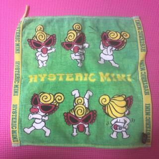 ヒステリックミニ(HYSTERIC MINI)のヒスミニ ハンドタオル 中古(タオル/バス用品)