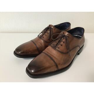 ホーキンス(HAWKINS)のホーキンス ビジネスシューズ クール 革靴 24.5(ドレス/ビジネス)