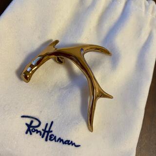 ロンハーマン(Ron Herman)のPLUIE アントラーヘアタイ(ヘアゴム/シュシュ)