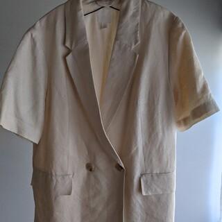 エイチアンドエム(H&M)のみこ様専用H&M リネンライクジャケット(テーラードジャケット)