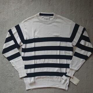 ロンハーマン(Ron Herman)の新品 未使用 BLUEY ブルーイ サマーニット 長袖 シャツ サイズ2 日本サ(ニット/セーター)