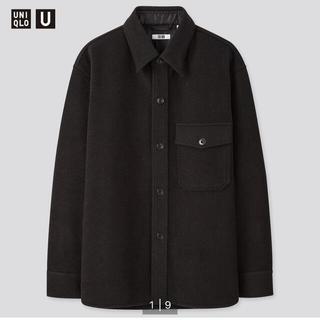 ユニクロ(UNIQLO)のフリースシャツジャケット UNIQLO(ブルゾン)