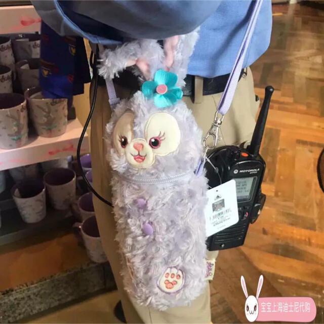 ステラ・ルー(ステラルー)の上海ディズニーランド ステラルー  水筒セット ステンレスボトル ショルダー エンタメ/ホビーのおもちゃ/ぬいぐるみ(キャラクターグッズ)の商品写真
