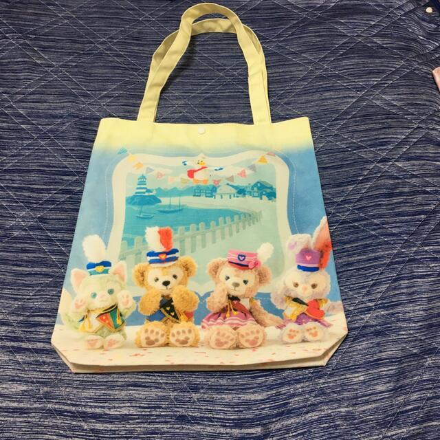 ダッフィー(ダッフィー)のダッフィ トートバッグ レディースのバッグ(トートバッグ)の商品写真