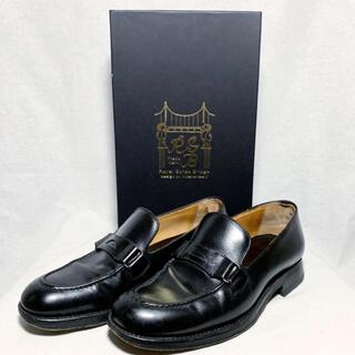 グイディ(GUIDI)の【イタリア製】ROYAL GEORGE BRIDGE ローファー 短靴 革靴(ブーツ)