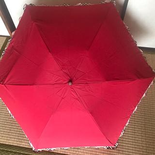 バーバリー(BURBERRY)のバーバリー Burberry  晴雨兼用 折り畳み傘(傘)