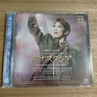 アナスタシア 宝塚歌劇団宙組 実況CD(演芸/落語)